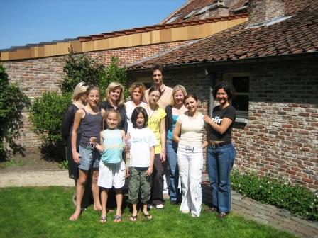 Belgijoje 2007 metai
